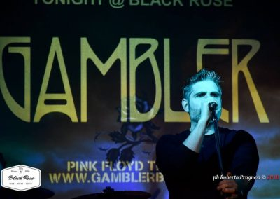 gambler al black rose